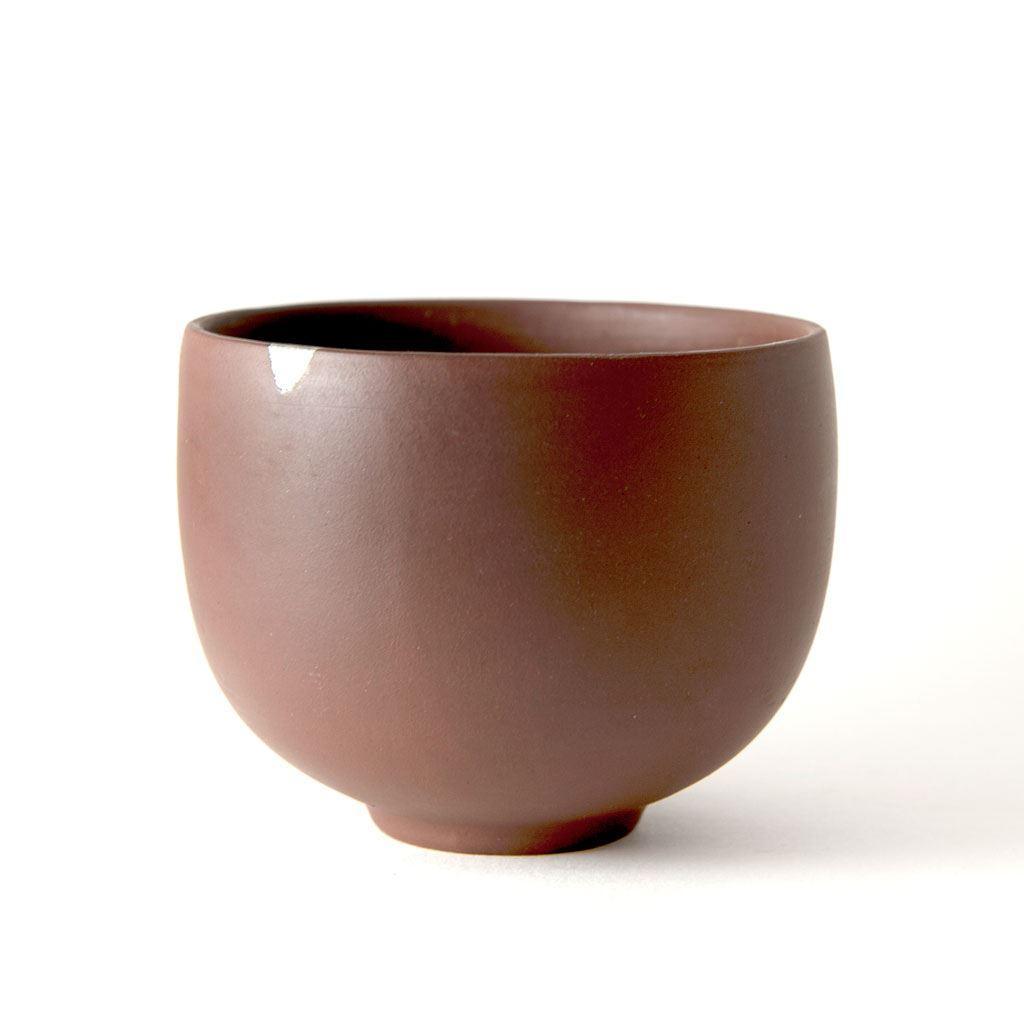 vaso de yixing rojo