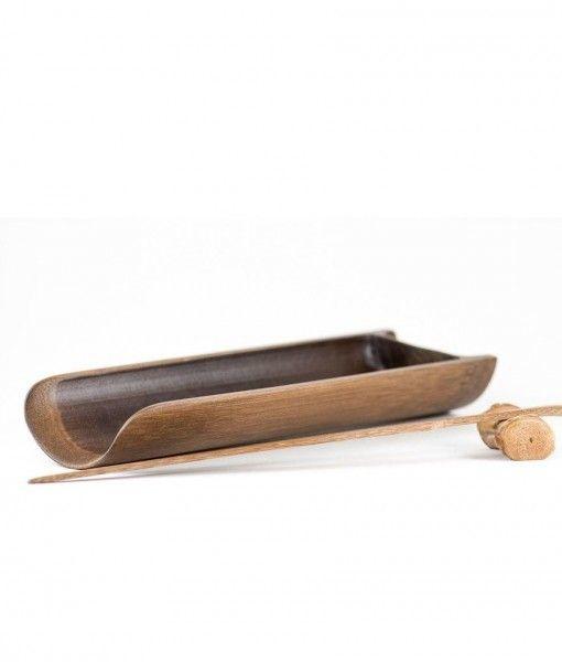 herramientas de bambú