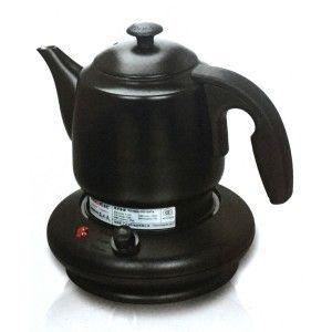 microondas y té