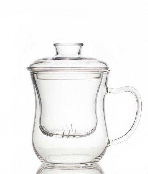 mug vidrio