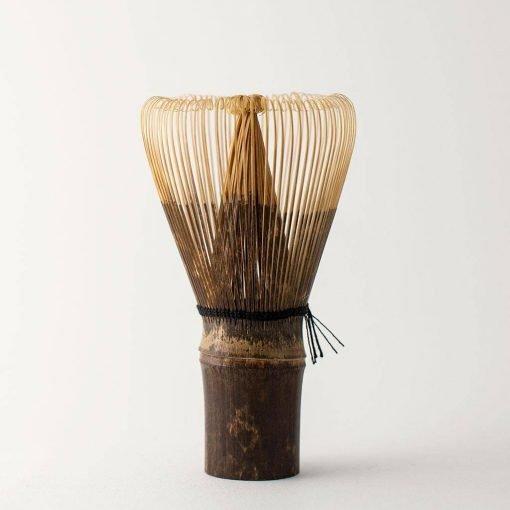 chasen de bambú negro