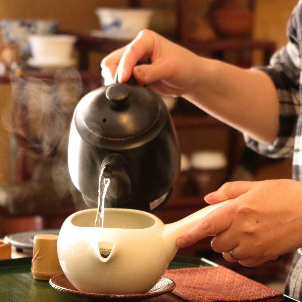 Accesorios para preparar el té