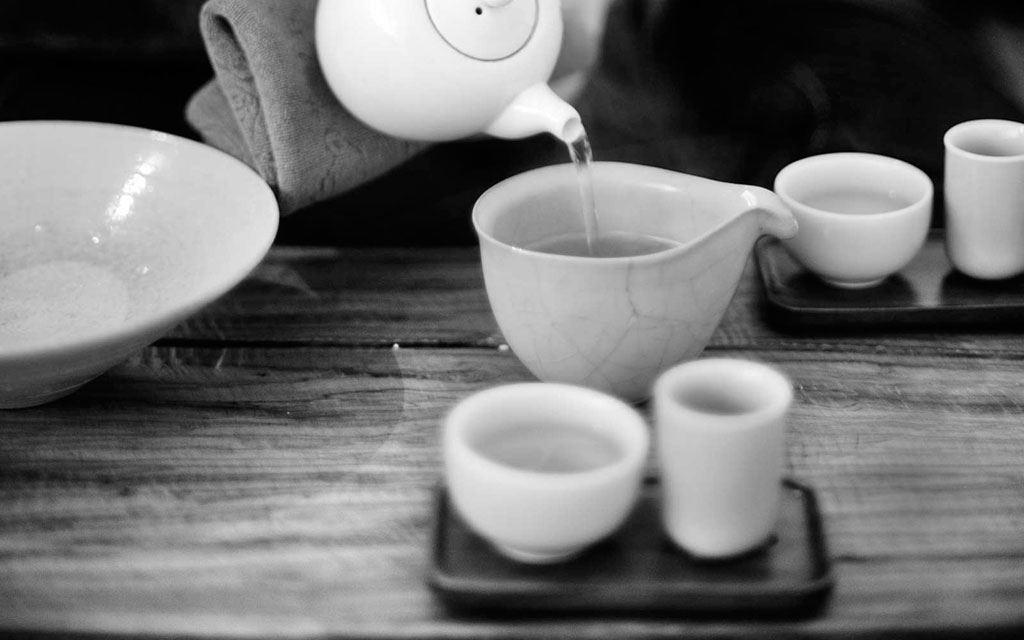 valores del té