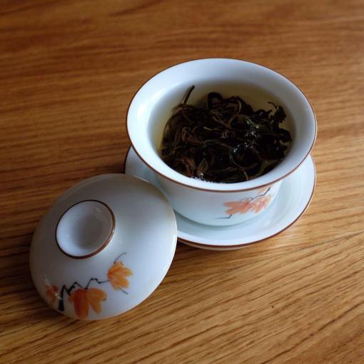 preparación de oolong de fenghuang