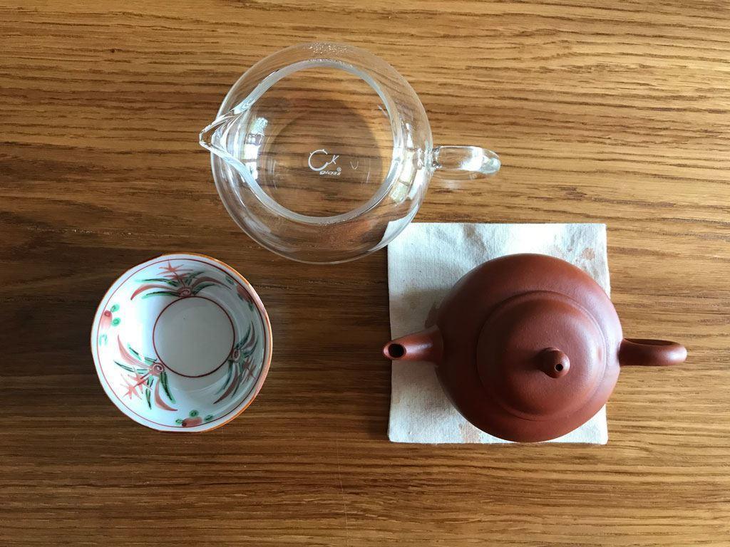 accesorios gongfu para la preparación