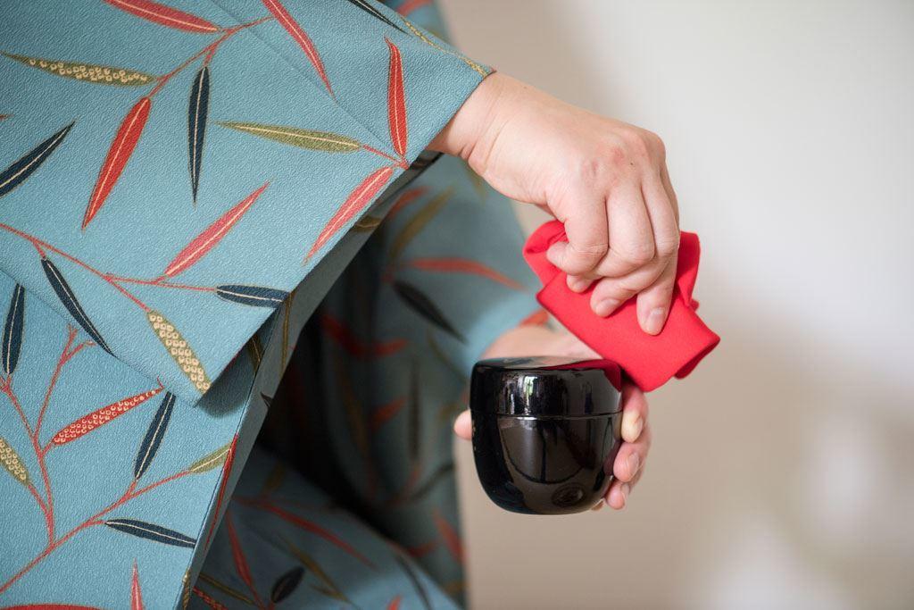 chanoyu, ceremonia del té japonesa