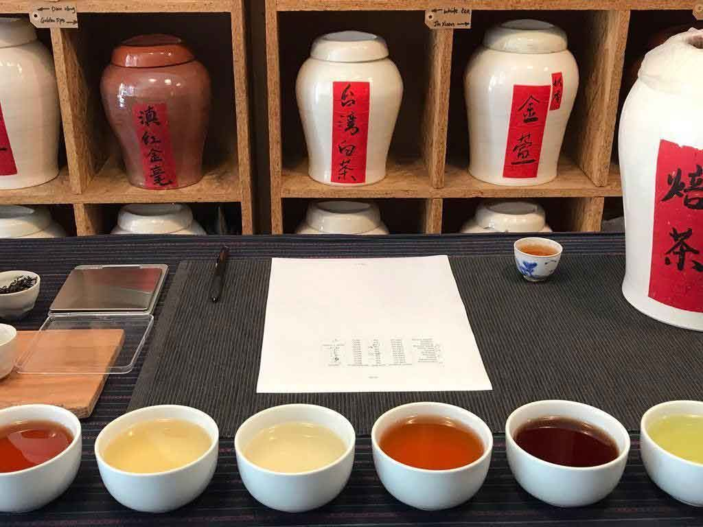 comprar té