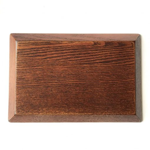 bandeja madera