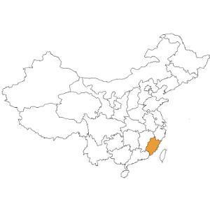 provincia de fujian
