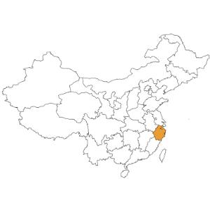 provincia de zhejiang