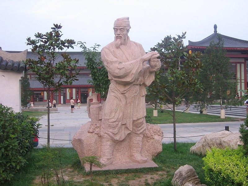 lu yu es el padre del té